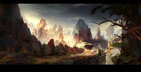 The Monkey King 3D (2013) concept