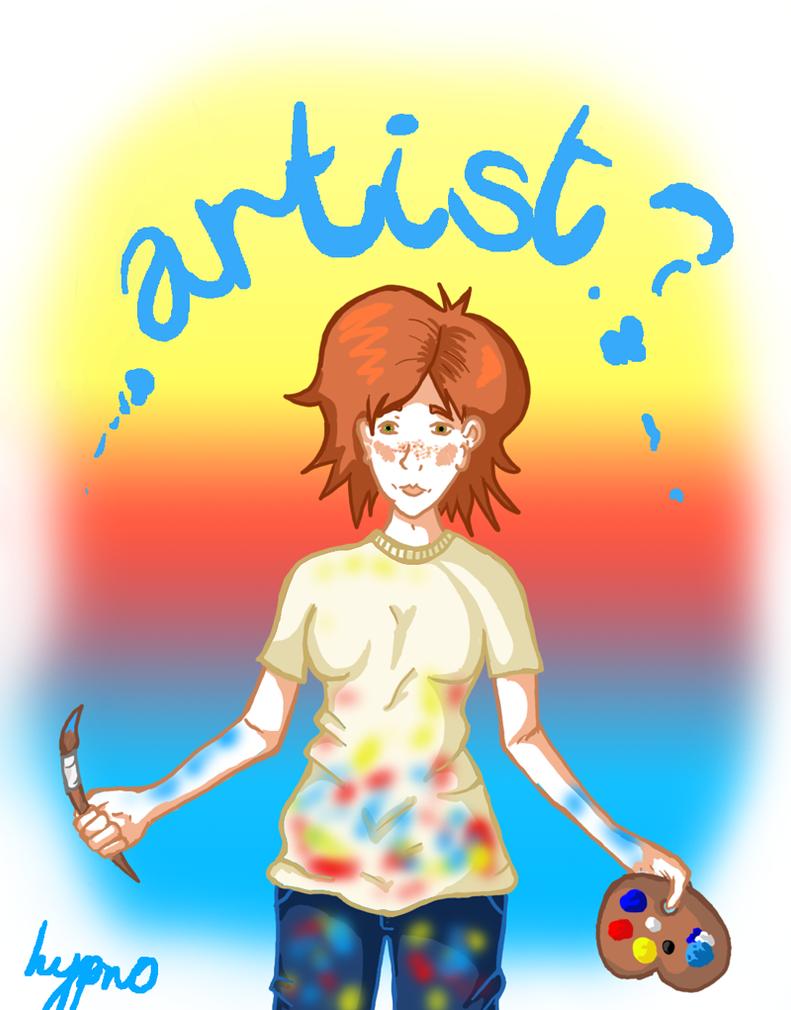 Artist? by WiteHypno