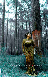 Lady of Java Forest