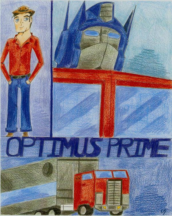 Optimus Prime Old by KarToon12