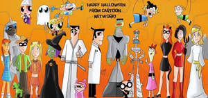 Happy Halloween from CN by KarToon12