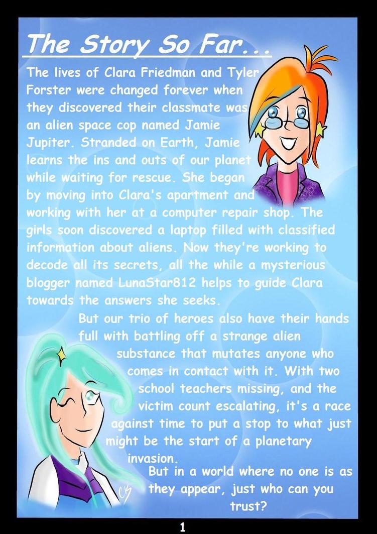 Jamie Jupiter Season1 Episode6 Page1 by KarToon12