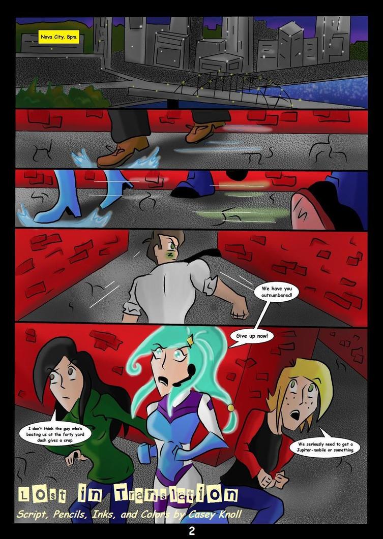 Jamie Jupiter Season1 Episode6 Page2 by KarToon12