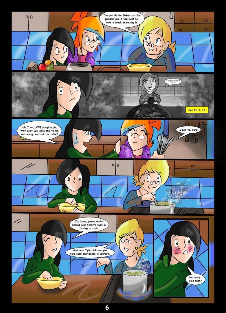 Jamie Jupiter Season1 Episode10 Page6 by KarToon12