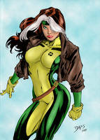 Rogue by gomas-sketches