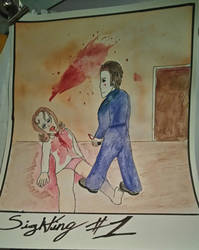 Michael Myers by Musiclover1001