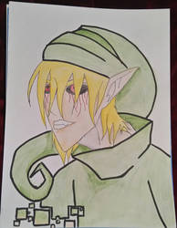 Ben Drowned by Musiclover1001