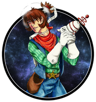 SW_Henry the Space Cowboy