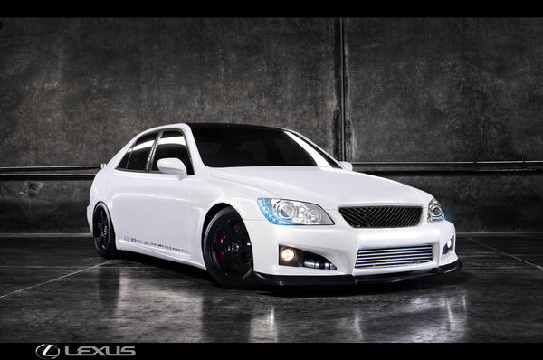 lexus is 200 white angel by pauly11 on deviantart. Black Bedroom Furniture Sets. Home Design Ideas