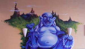 buddha latte by itch1