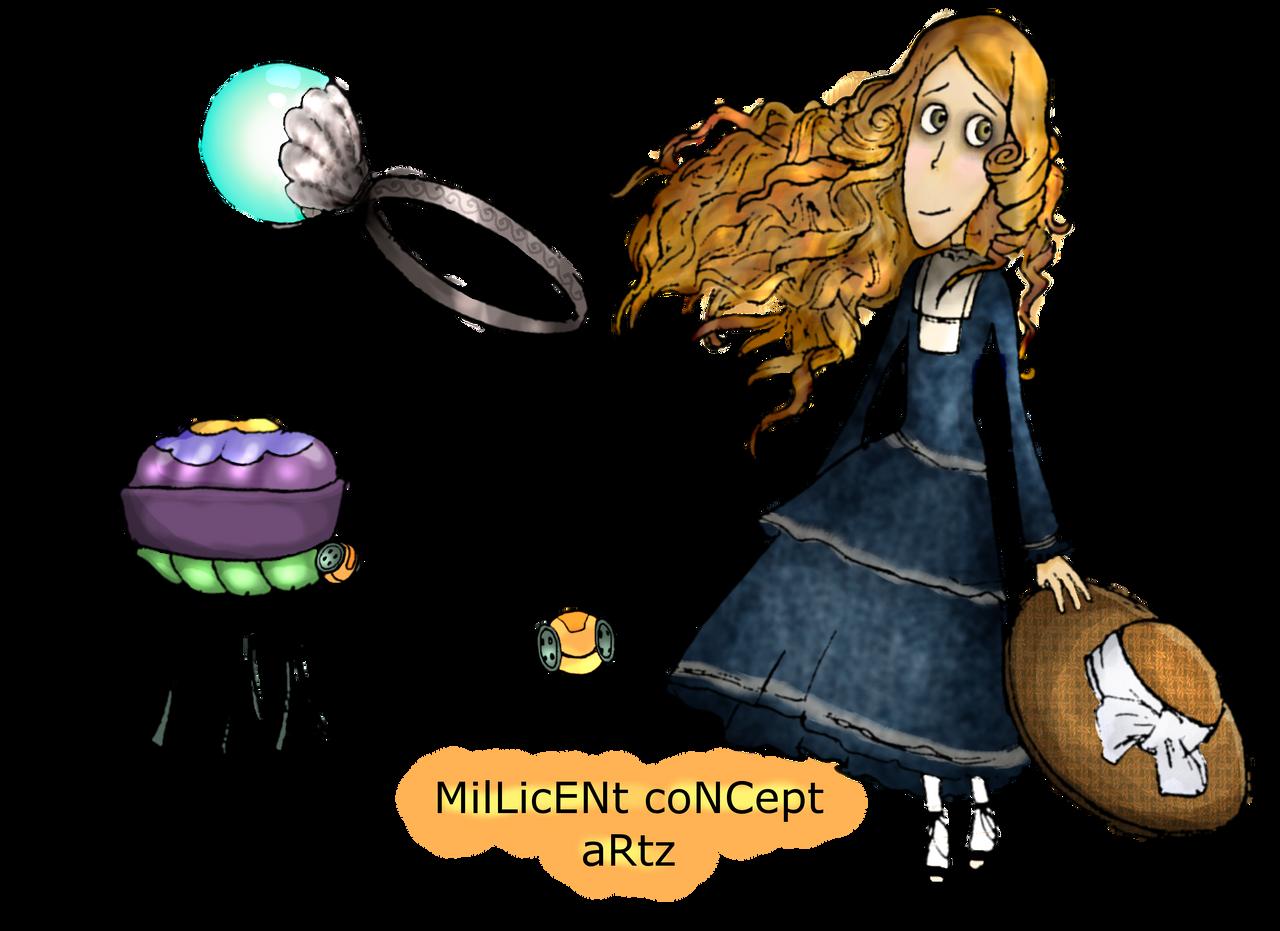 Millicent Coraline Sequel Xd By Kirsche Hawthorn On Deviantart