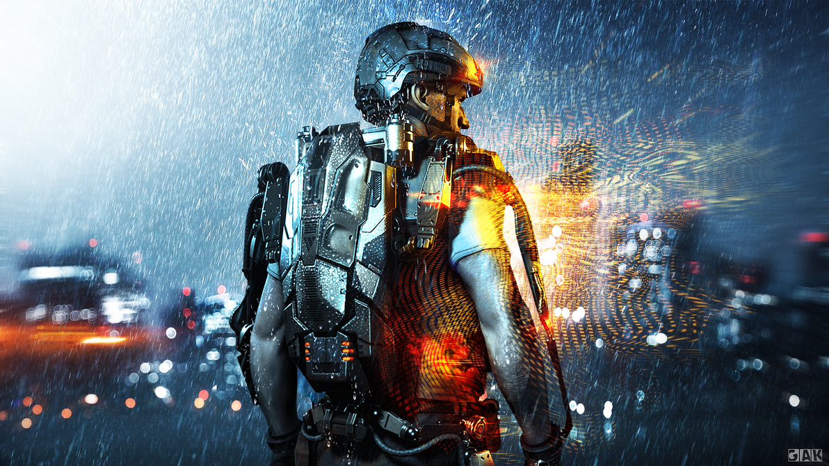 BF4 x COD AW by moharder on DeviantArt