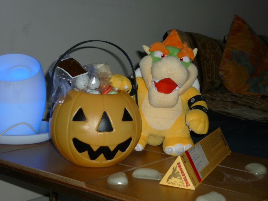 Happy Halloween by Sedna93