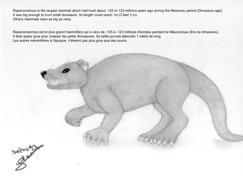 Repenomamus by Sedna93