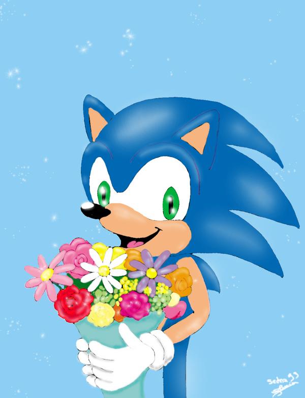 Bouquet de fleurs by sedna93 on deviantart for Bouquet de fleurs 2016