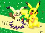 Mimikkyu Pikachu