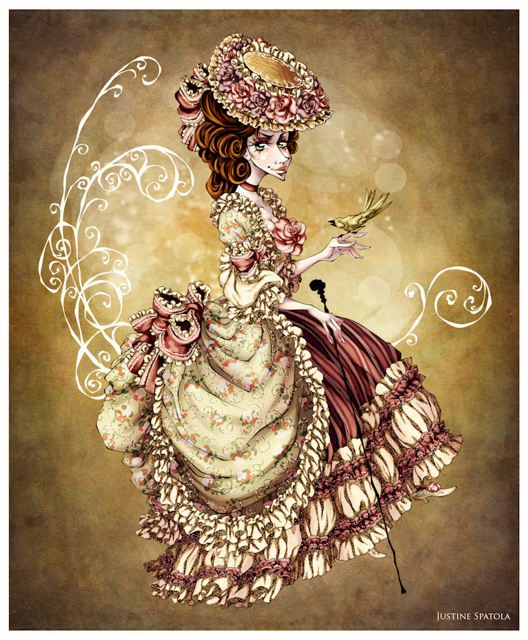 Chantal by Seitou