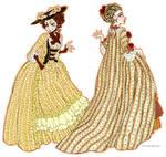 1760's Dresses
