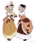 1770's Dresses