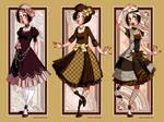 LM: Retro Lolita Set II