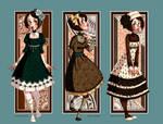 LM: Vintage Lolita Set II