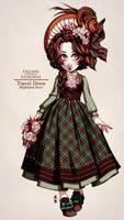Fallene's Travel Dress