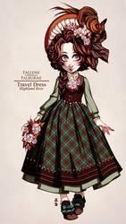 Fallene's Travel Dress by Seitou
