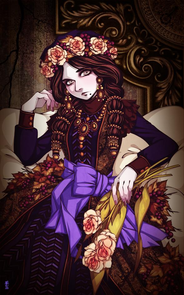 Now Fallen by Seitou