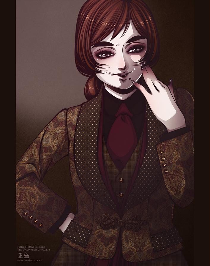 The Smoking Jacket by Seitou