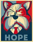 King Furry Hope