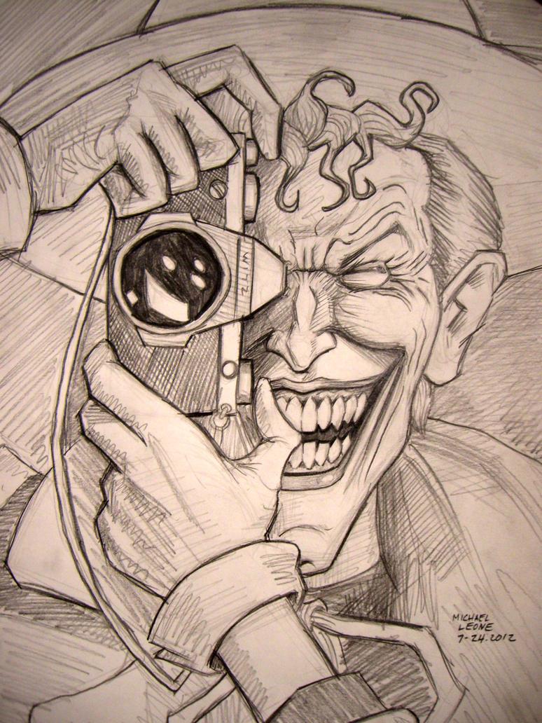Joker: Killing Joke by myconius