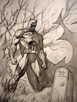 Batman: Hush 8-5-2012 by myconius