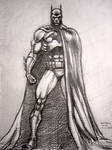 Batman (after Jim Lee)