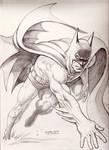 Batman (after Neal Adams) 10-23-2012