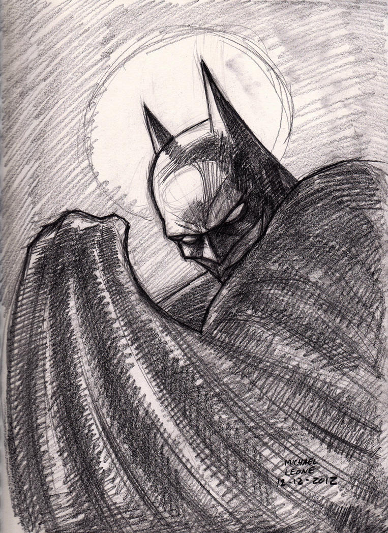Batman 12-12-2012 by myconius