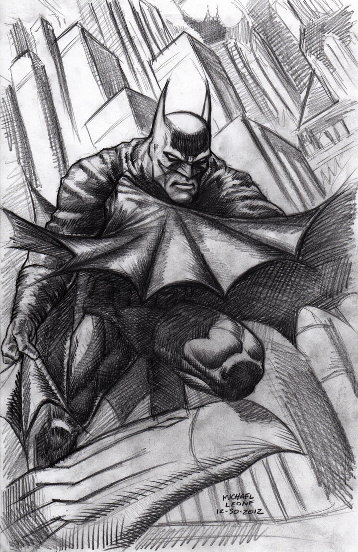 Batman after Finch 12-30-2012 by myconius