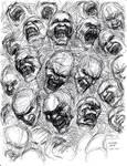Pen Sketch 1-28-2013