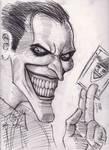 Joker sketch 6-12-2013