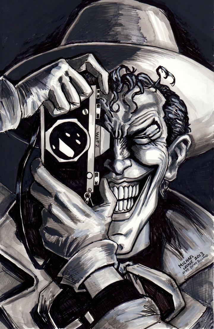 Batman The Killing Joke 7-14-2013 by myconius