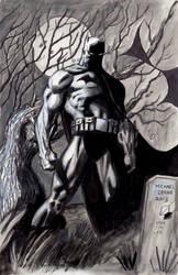 Batman Hush 7-15-2013 by myconius