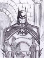 Batman Animated 6-22-2014 by myconius
