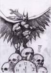 Batman Sketch 7-19-2014