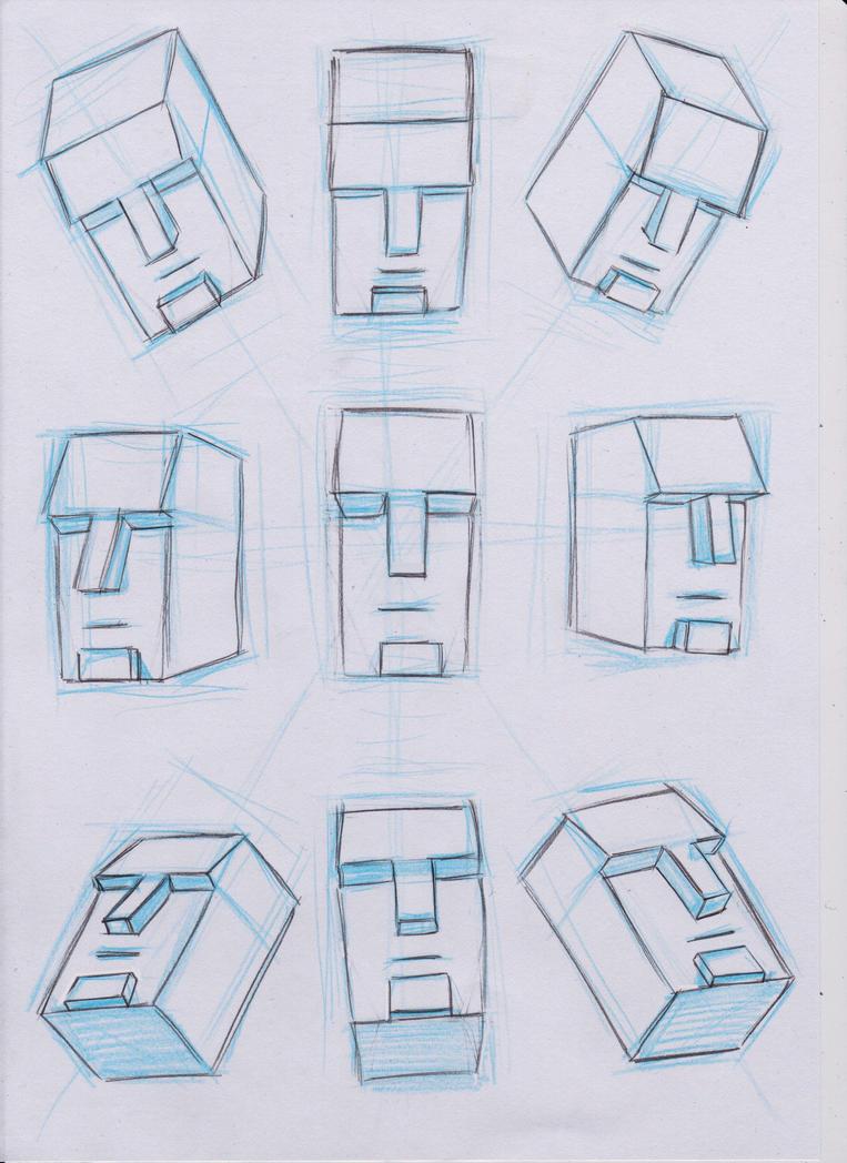 Block Heads 6-29-2015 by myconius