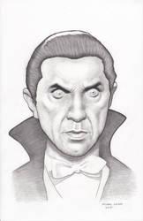 Lugosi Dracula 8-20-2015 by myconius