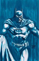 David Finch Batman 3-15-2016