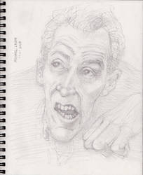 NotLD Cemetery Ghoul WIP3 by myconius