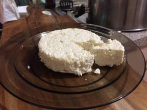 Cheese Making - Whey Onion Ricotta