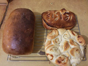 Baking - First Attempt