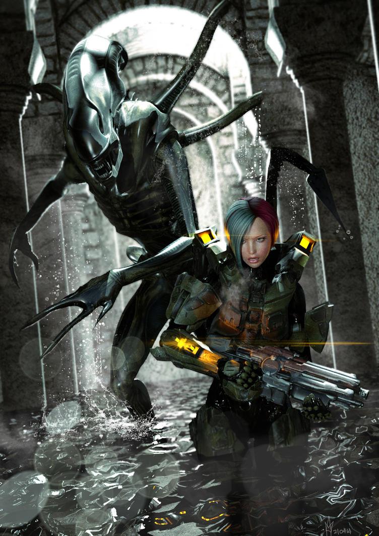 Pest Extermination by Azkas19