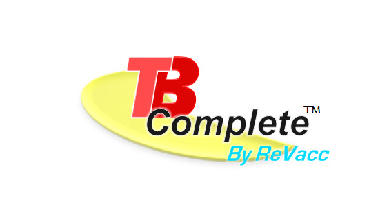 TB Complete logo by ZainebS